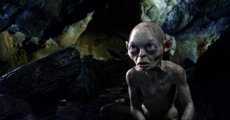 El nuevo Gollum de El Hobbit
