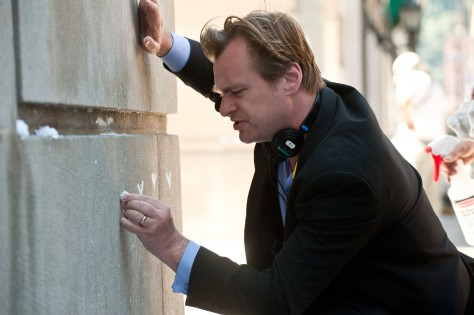 Christopher Nolan director