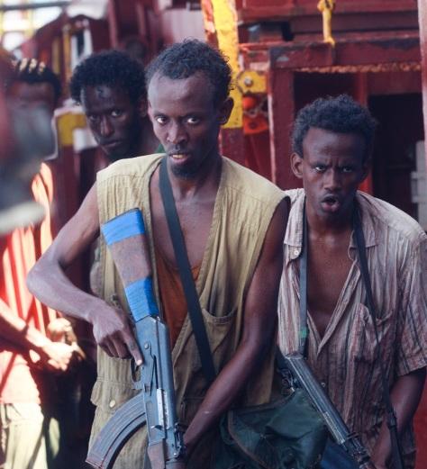 Barkhad Abdi merece el oscar por Capitán Phillips
