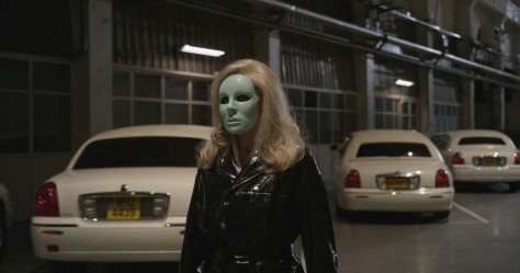 holy motors limusinas