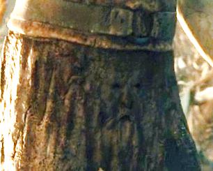 caras de belmez en el hobbit 2