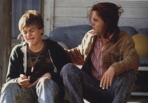 dicaprio llorando en gilbert grape