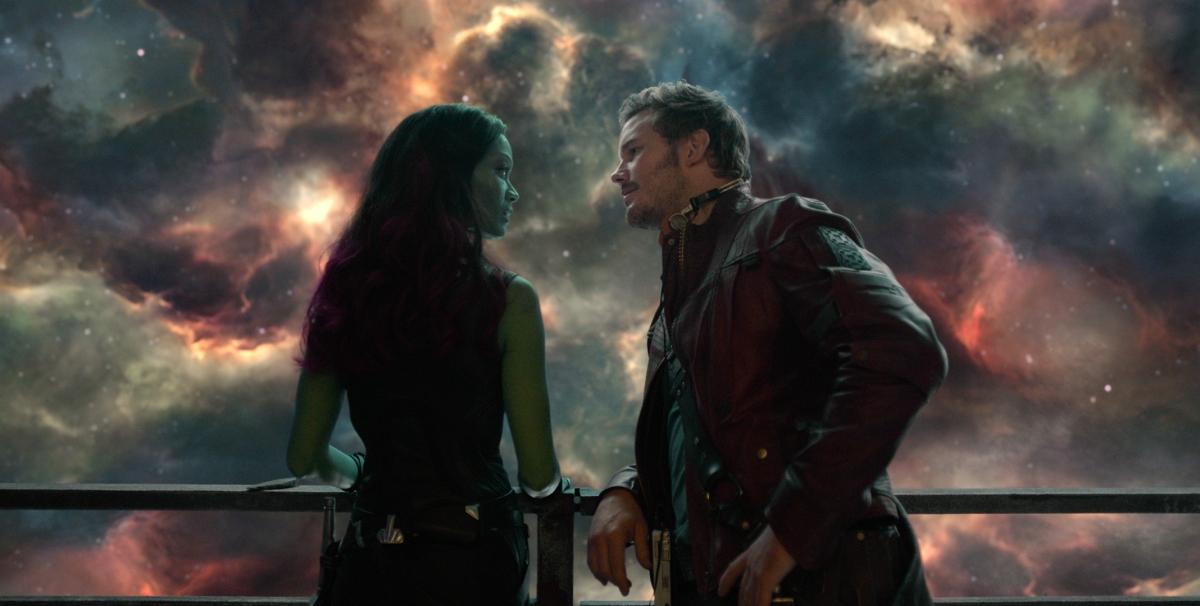 Guardianes de la galaxia: Marvel fuera de órbita