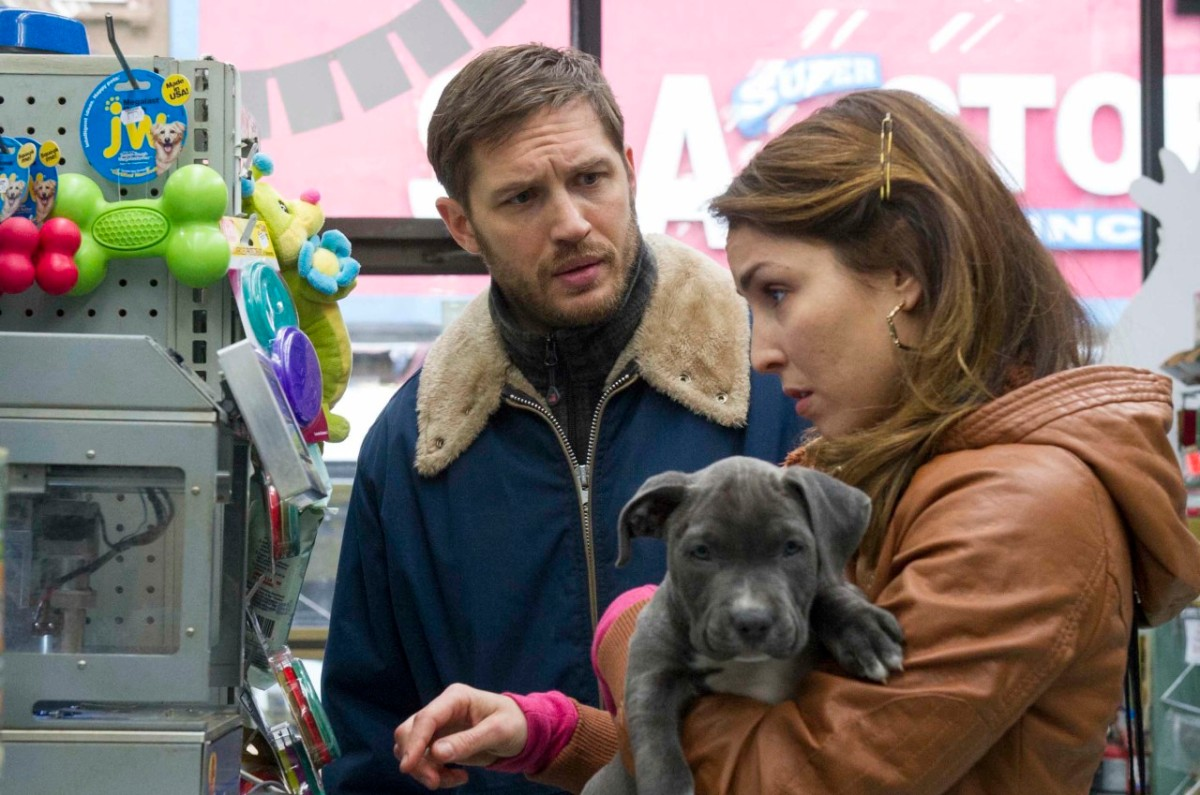 La entrega (The drop): Amores perros de barra