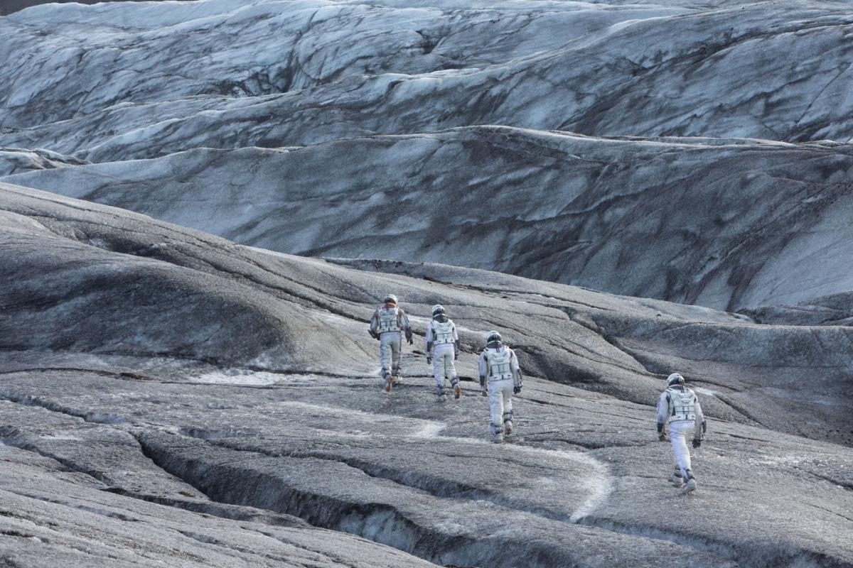 Interstellar: Una odisea en el tiempo