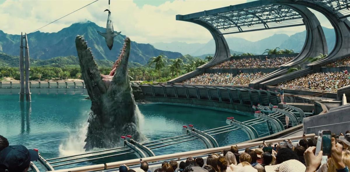 Jurassic World: Dinos del futuro pasado