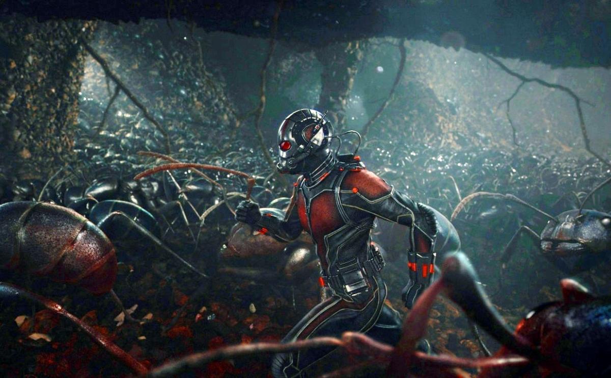 Ant-man: Paul Rudd se divierte en El hormiguero