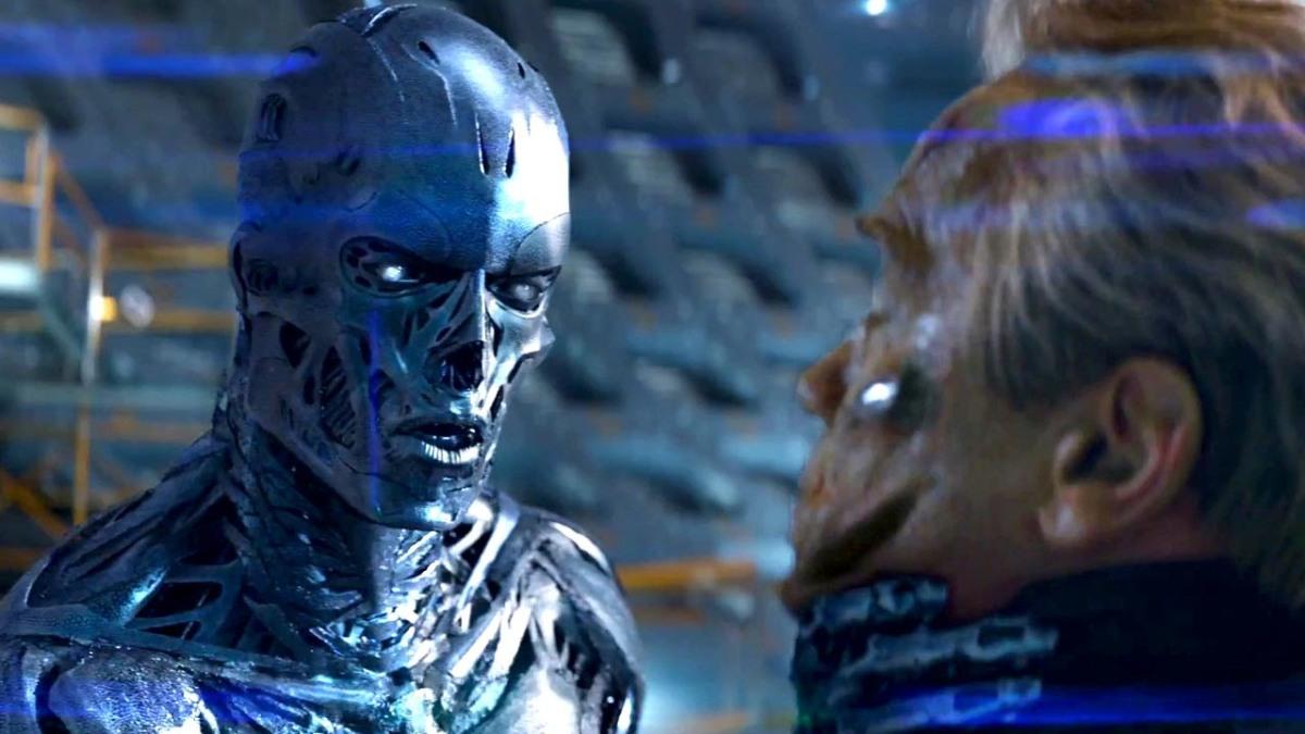 Terminator Génesis: La culpa de todo la tiene John Connor