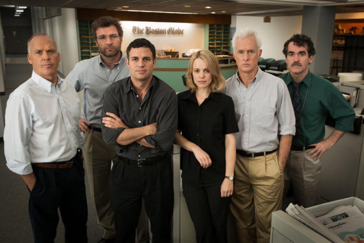 Spotlight: Cómo ganar el Pulitzer