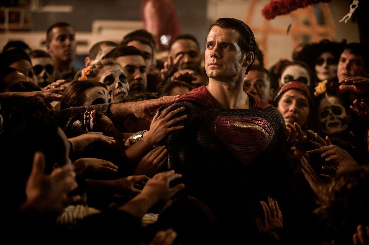 Batman v Superman: El amanecer de la justicia. Las heridas del 11S alienígena