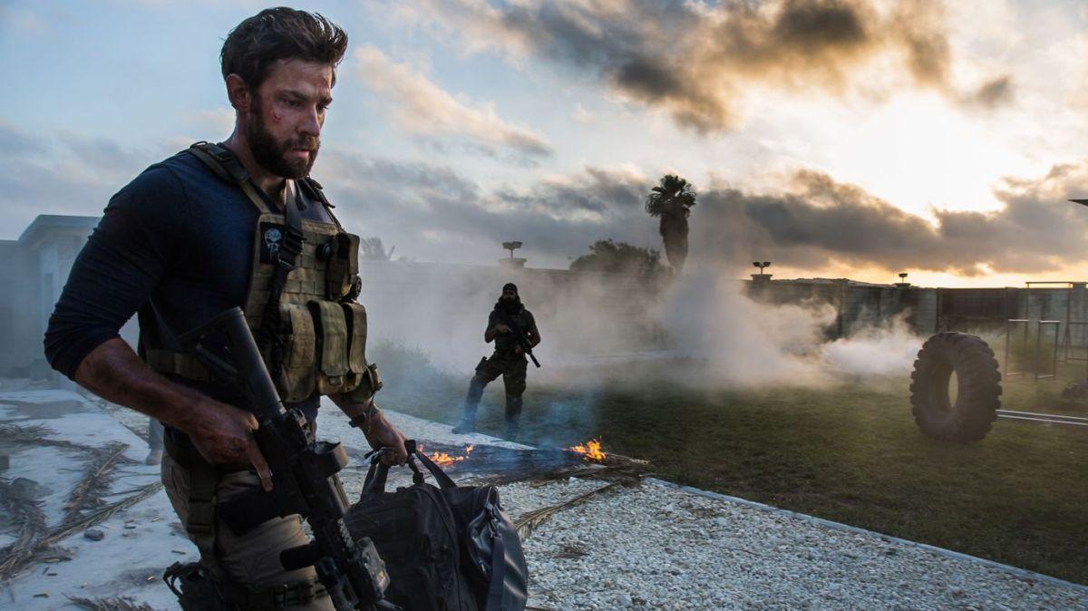 13 horas: Los soldados secretos de Bengasi. La historia según Michael Bay