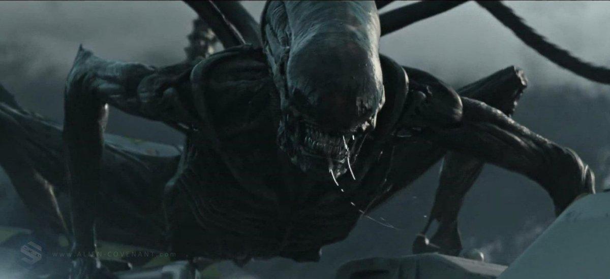 Alien Covenant: Apocalipsis antes del Génesis