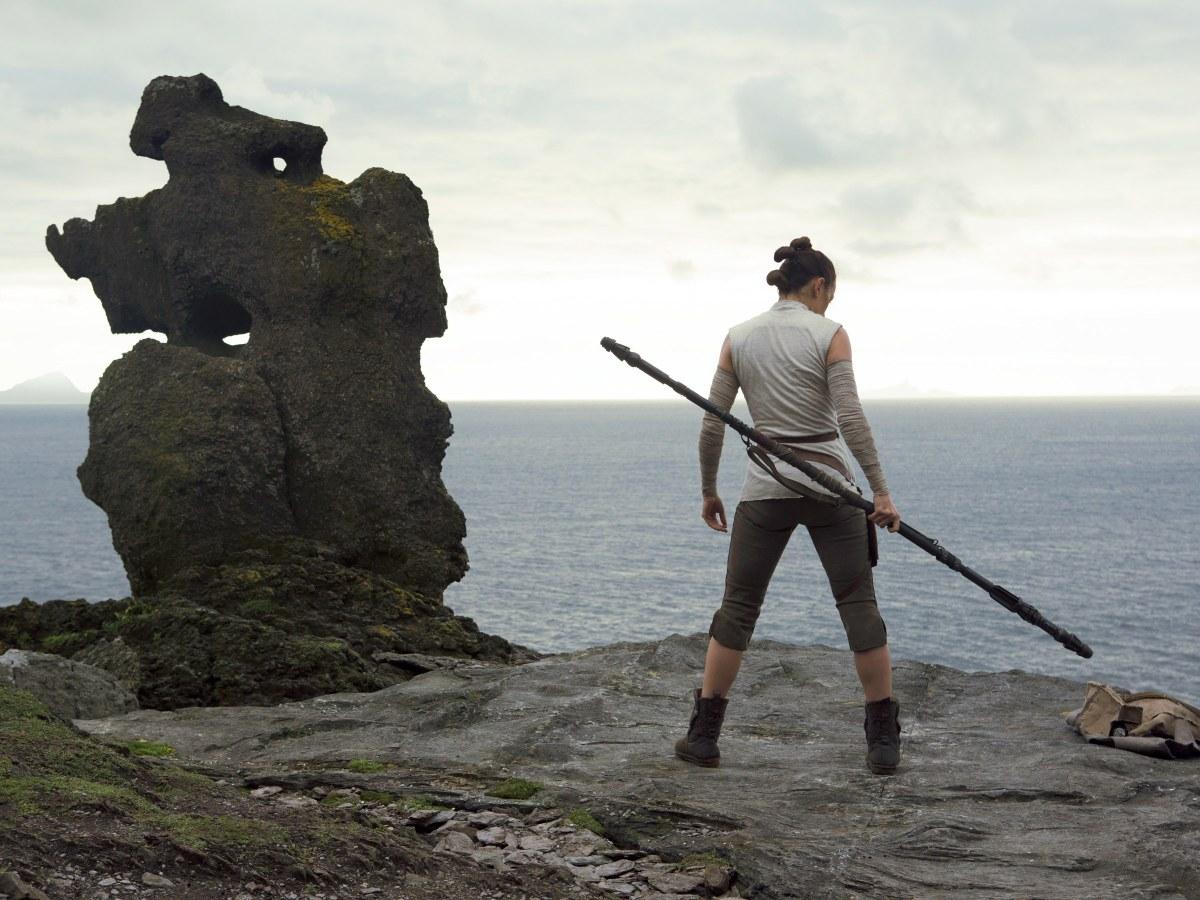 Star Wars Episodio VIII: Los últimos Jedi. El equilibrio es imposible