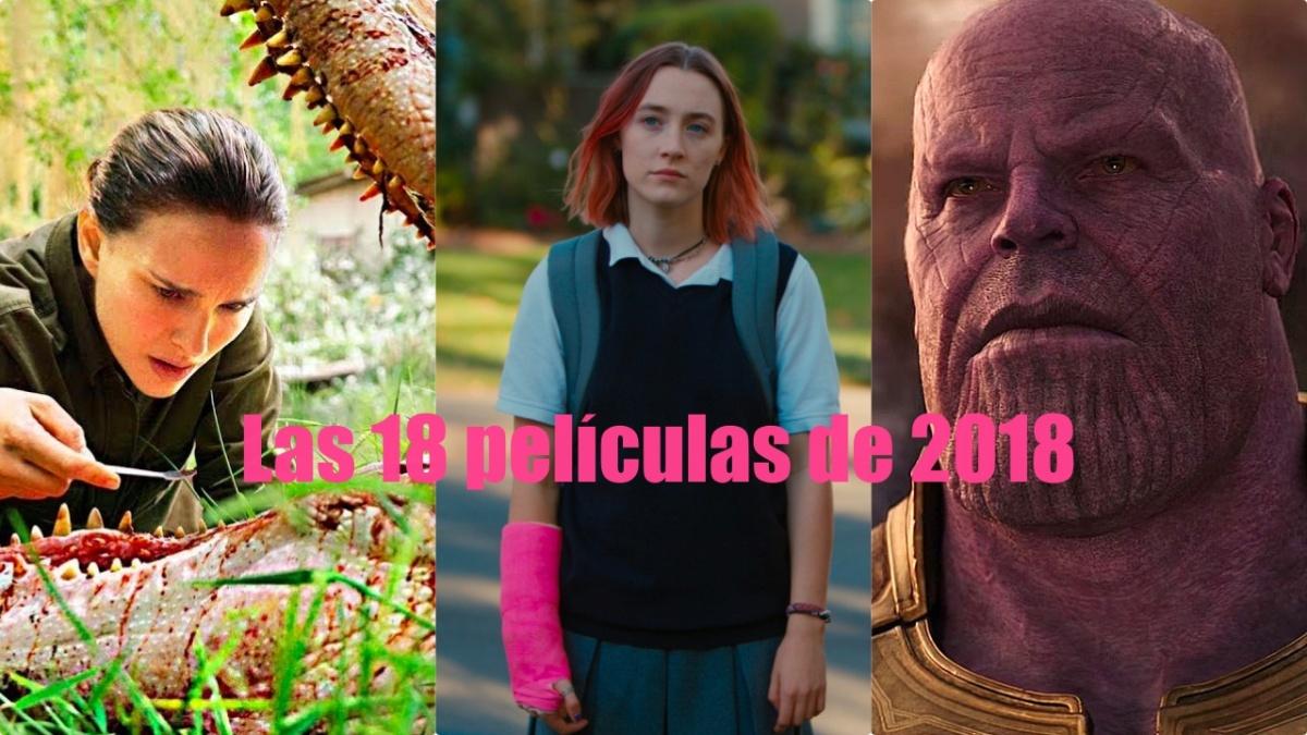 Las 18 películas más esperadas de 2018