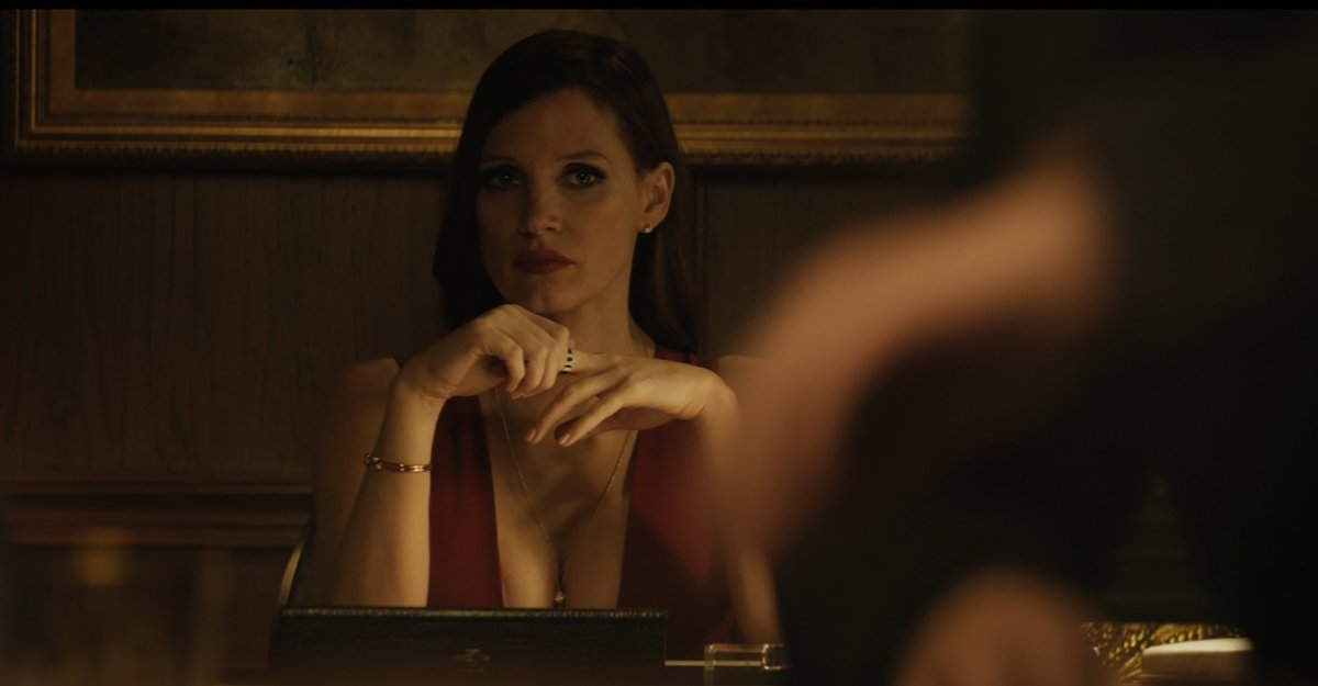 Molly's game: El gran telar de Circe