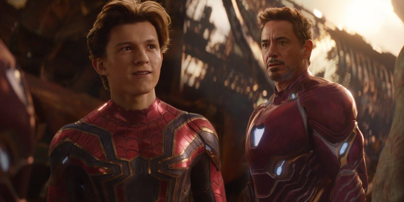 spiderman-ironman-infinity
