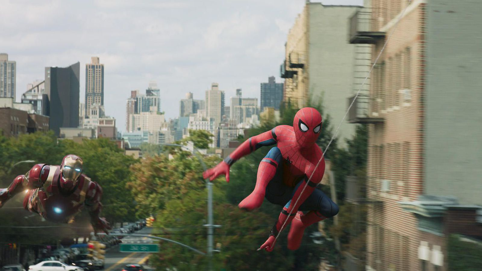 spiderman-ironman
